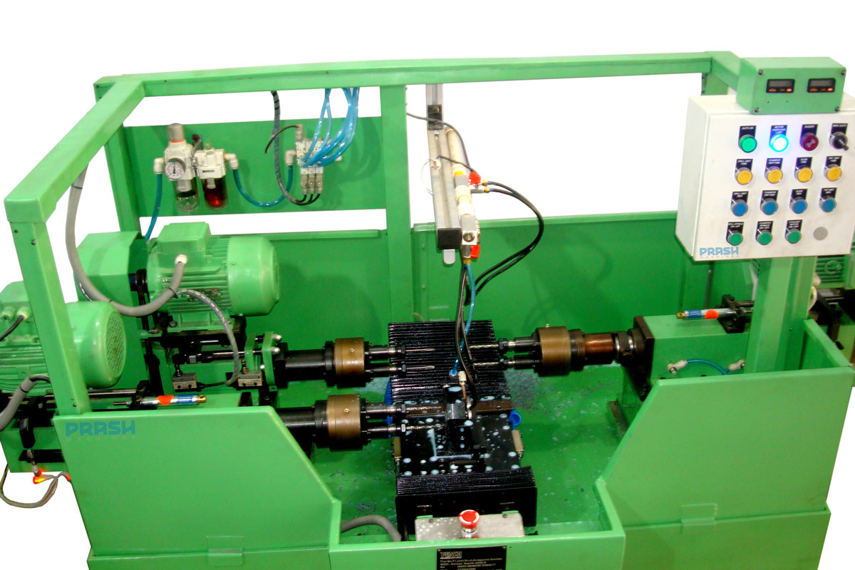 Linear Slide Multi Spindle Drilling/Chamfering/Tapping Machine