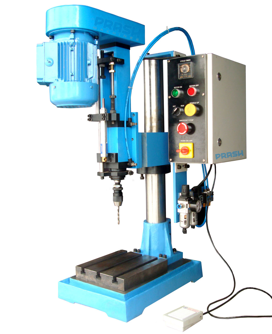 Auto Feed Drilling Machine-Bench Type