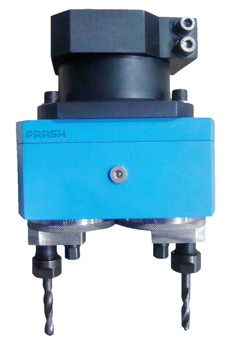 Multi Spindle Drilling/ Tapping Head