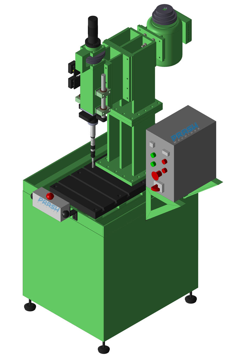 Auto Feed Pitch Control Tapping Machines