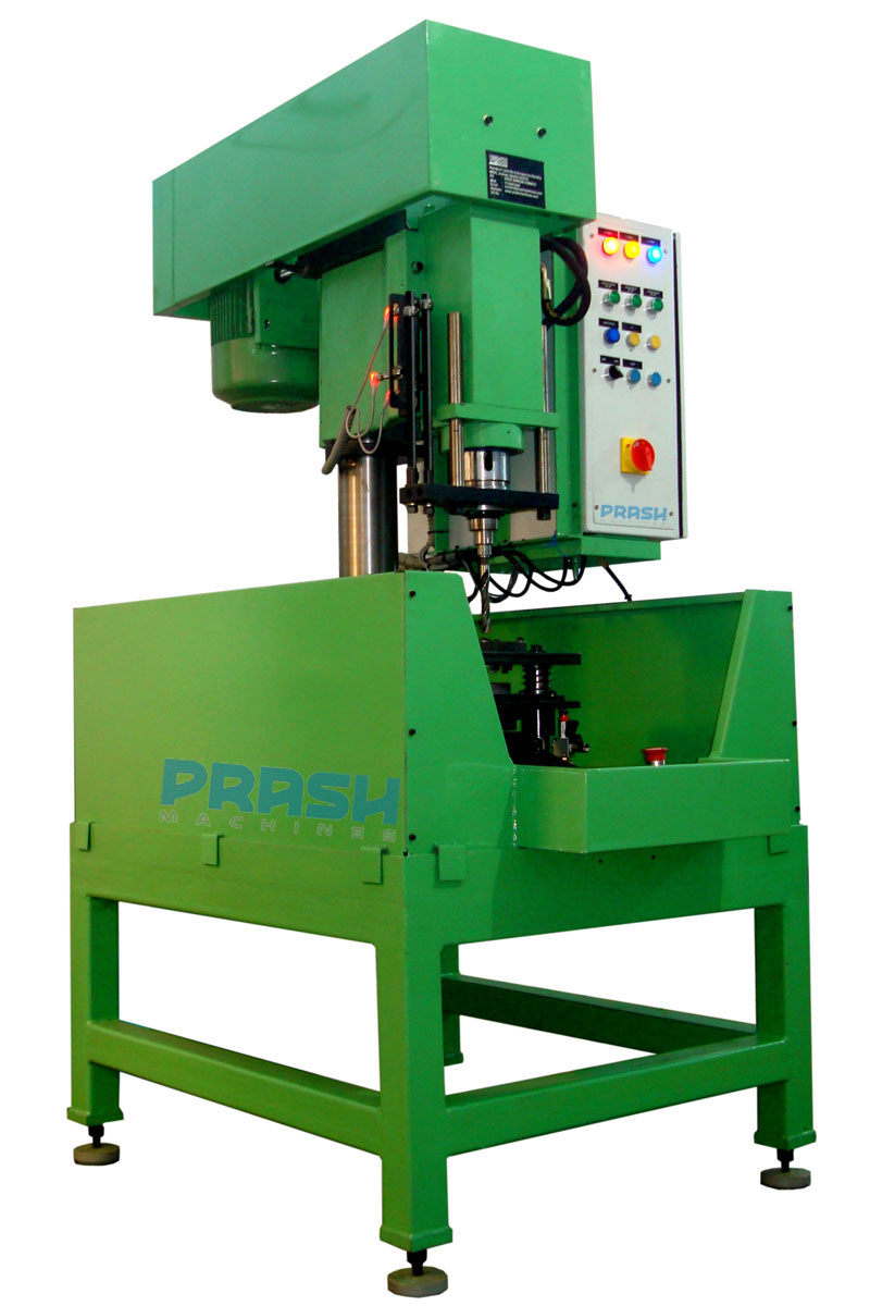 Auto Feed Drilling Machine-Quill Type