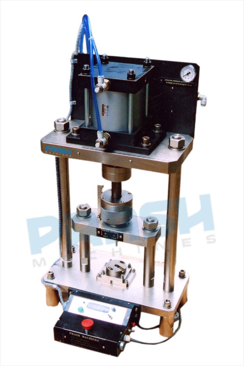 Pneumatic Riveting Press